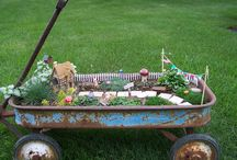 Fairy Garden / by Janie Register