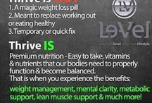 What is Thrive? / https://www.pinterest.com/fuelwiththrive/