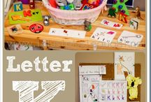 Letter of the Week K / Kk