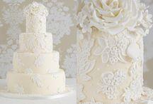 Bolo de Casamento / Inspirações de bolos para casamento