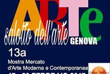 GENOVA ARTE 2017    13a mostra mercato d'arte moderna e contemporanea
