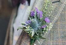 Scottish Wedding Ideas / We've put together some wedding ideas inspired by our home town!