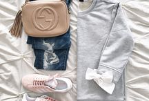 Pink gazelle outfit