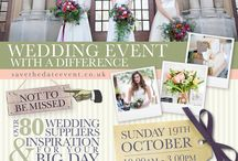 The Wedding Event with a Difference - Sunday 19th October 2014 / A unique and inspiring wedding event in the heart of Nottingham
