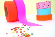 Bits and Pieces / Confetti, sprinkles, tiles and other materials with retro flair! / by Mirror80