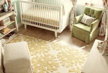 Nursery ideas / by Amber Cunningham-Davidson