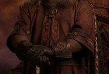 Godric Gryffindor Aesthetics