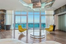 PRICES / Built in 2004, Jade Brickell is a 46-story residential skyscraper developed by Fortune International Realty and designed by Revuelta Vega Leon Architects. This waterfront condo is located in the very energetic Downtown/Brickell Miami neighborhood, only a short walk from the well- known and vibrant Brickell Avenue. It features 338 luxury residences, advanced technology and stunning views of the city and Biscayne Bay. Units from $384k