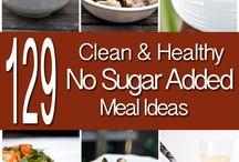 clean eating  / by Sarah Cheek