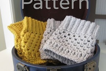 Crochet feet and legs
