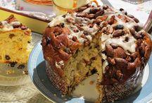 Recetas tortas y dulces