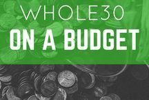 Whole 30 on a Budget