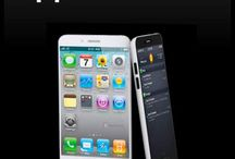 iPhone 5 / The new iPhone 5 is featured on this board. Faster A6 chip and full 4G connectivity where it's available..