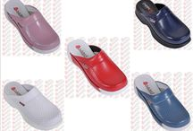 SABO HOSPITAL CLOGS FOR WOMEN / OUR GENUINE LEATHER ORTHOPEDIC SABO CLOGS WITH VARIOUS COLOR AND STYLE OPTIONS ARE MADE FOR YOUR FEET'S ULTIMATE COMFORT IN THE HOSPITAL