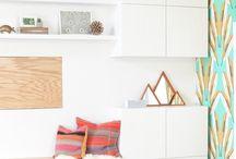 interior design // furniture // home