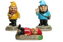 CARICATURE GNOMES / CARICATURE GNOMES