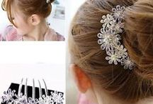 Hair accessories/jewelry from eBay