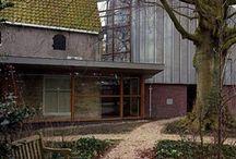 Museum Hannemahuis, interieur en exterieur / Inrichting Hannemahuis