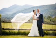 Erin and Chris Wedding at Lilac Inn / #Vermont #Wedding