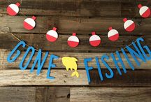 Fishing birthday theme