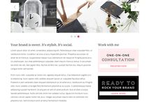 DESIGN | Web | Layouts