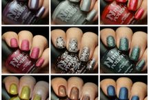 Ninja Polish Nothing Stays in Vegas collection / Nothing Stays in Vegas collection is comprised of 10 polishes inspired by fun, silly and sometimes line-crossing shenanigans that occurred during events surrounding Cosmoprof 2015.