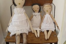 Favourite Dolls / Dolls by Jess Brown, Tiny Concept, Palomita and others.