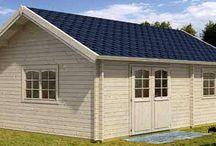 Casas de madera menores de 70 m2 / http://www.casasdemaderadaype.com Casas de madera baratas y ofertas a precios increíbles, viviendas menores a 70 metros cuadrados