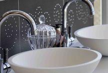 Beautiful basins