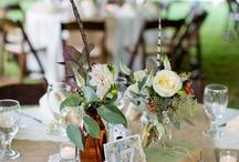 Possible Wedding Ideas  / by Ashley Errisson