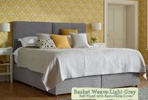 A guide to creating the perfect guest bedroom / Creating the perfect guest bedroom in your home is about more than having a space where someone can lay their head at night. You want an inviting room and one that feels plush. Stock the basic necessities and your guests will feel really taken care of. If you have space, it would be going the extra mile to have a seating area. A chair and a few select books would be sure to make your guests feel particularly welcome!