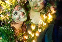 Ball Bizarr 2016 - Halloween Party / Hier siehst Du Halloween Party Bilder vom Ball Bizarr aus dem Jahr 2016 - Finde kreative Halloween Kostüme und Schminke außerdem kannst Du unsere Halloween Deko sehen. Der Ball Bizarr findet jedes Jahr zu Halloween in Dresden statt.