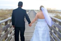 Wedding Photos / Our wedding session taken at Gulf Shores, AL.