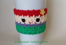 Knitting + Crocheting