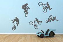 Housepiration: Miles' Room / by Danielle Perugini