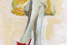 lady leggs