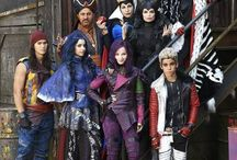 Descendants √