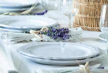 branCo e violeta