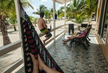 Belize Family Vacations - Blue Marlin Beach Resort / For the family that loves water and the outdoors!