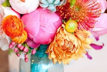 VWNE - Blooms / by Vogue Weddings And Events