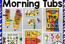 Morning tubs