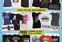 Fierce Lemon / 100% official merchandise. FREE standard UK delivery on all items.