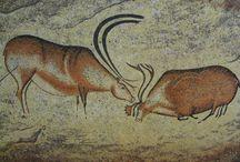 Art - Cave art - Наскальные рисунки