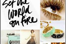 Moodboards & Colors / a scrappy and crafty inspiration!