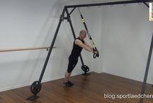 Sling Trainer Übungen / Sling Trainer Übungen Theorie und Praxis