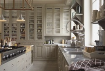Interiors - kitchen / by Townmouse