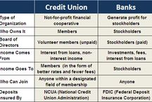 The Credit Union Difference / What is a Credit Union? A credit union is a cooperative, not-for-profit, financial institution, that is owned by its members to meet their financial needs. All earnings that a credit union makes goes back into the organization to benefit its members (the shareholders of the organization) usually in the form of highly competitive loan and savings rates and fewer fees.
