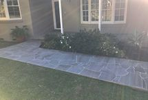 Bluestone Crazy Pavers / Bluestone Crazy Pavers consist of bluestone pavers of irregular sizes and is an ideal choice for driveways, garden  walkways, pool surrounds, garden patio and alfresco areas.