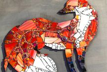 Mosaic animals