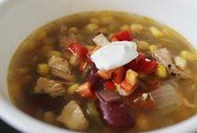 Soups & Salads / by Danielle Clark